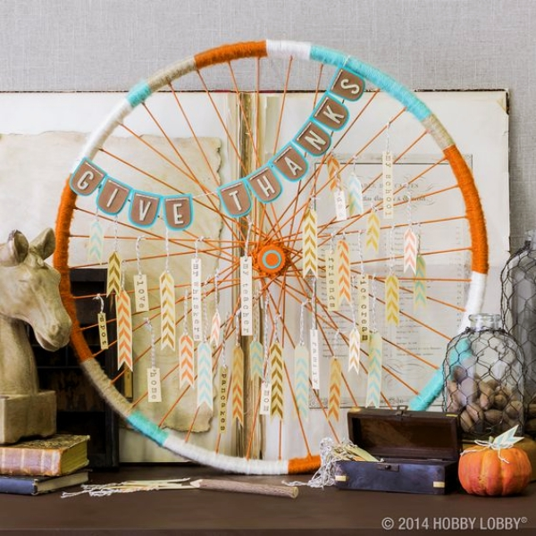 40 Creative Old Cycle Rim Craft Ideas