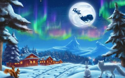 Christmas Painting Ideas.Paintings Archives Bored Art