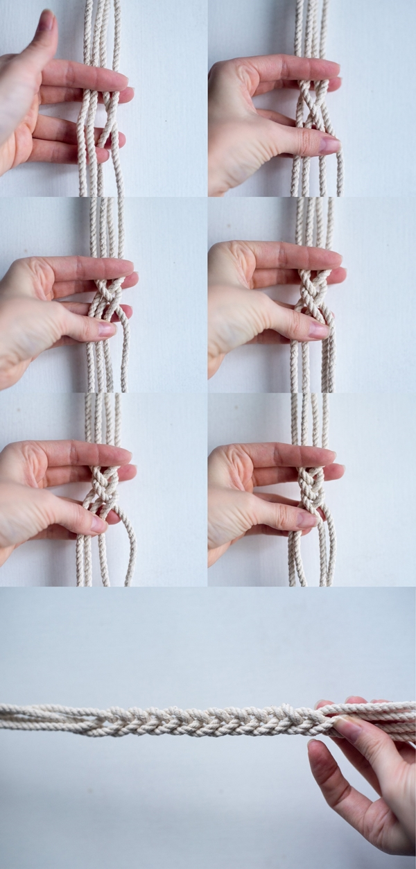 20 Amazing Macrame Knots Tutorials Bored Art