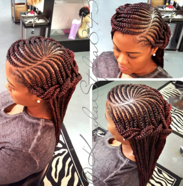 42 Catchy Cornrow Braids Hairstyles Ideas To Try In 2019 Bored Art