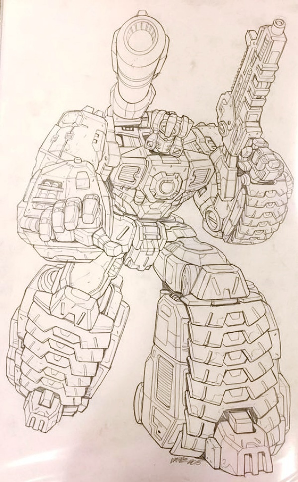 40 Cool Transformers Drawings For Instant Inspiration