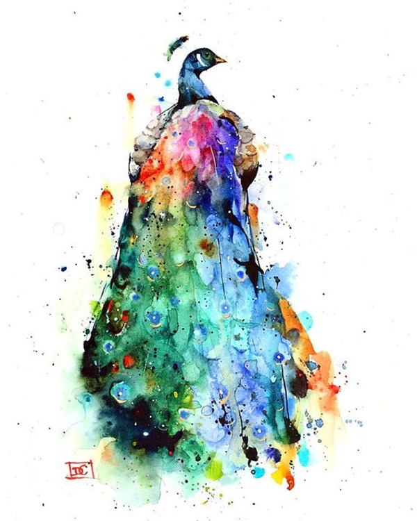 Best-Colorful-Paintings-Of-Animals