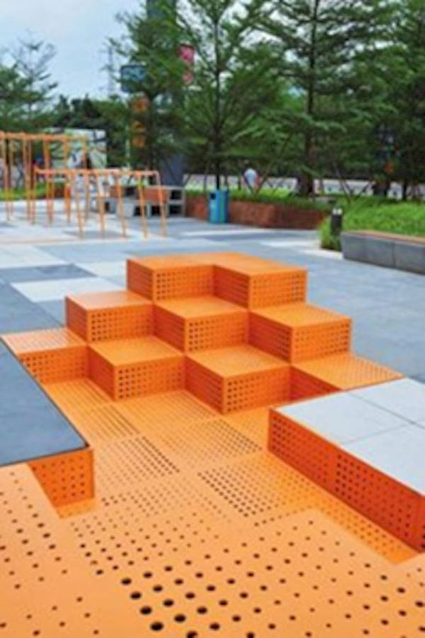 Unboring-Park-Bench-Designs-Which-are-Extraordinary