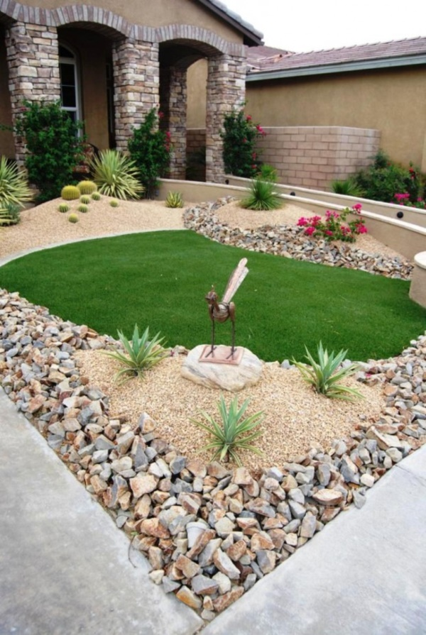 40 Beautiful Small Front Yard Landscaping Ideas Bored Art