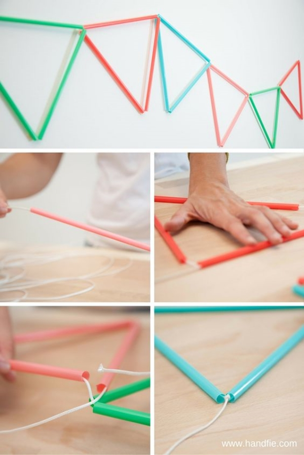 Repurposing-Plastic-Straw-Crafts-Ideas