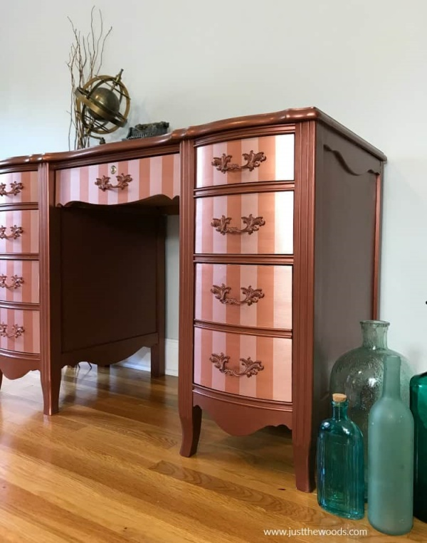 Metallic Painted FurnitureFor A Way To Future Home