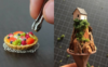 40 Incredible Micro Paintings with Unusual Canvas