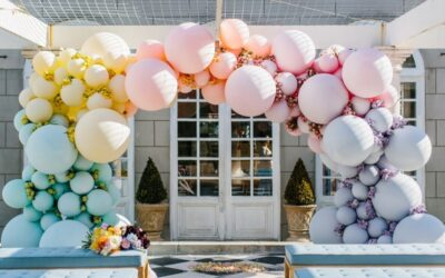 3. Decorate Cheaply With Balloons
